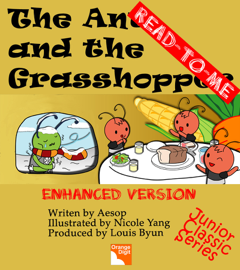 The Ant and the Grasshopper (Read to Me) book