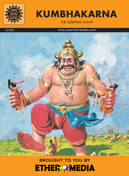 Amar Chitra Katha - Kumbhakarna PDF Download