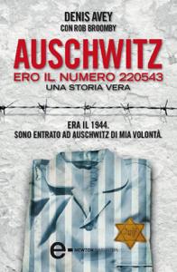 Auschwitz. Ero il numero 220543 Libro Cover
