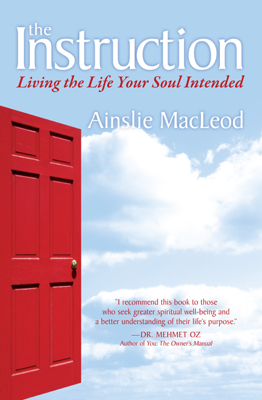 The Instruction - Ainslie Macleod book
