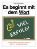 Jörg Balters - Es beginnt mit dem Wort Grafik