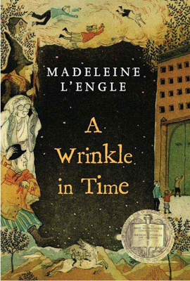 Madeleine L'Engle - A Wrinkle in Time book