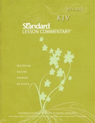 KJV Standard Lesson Commentary® 2018-2019 on Apple Books