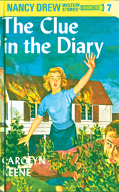 Nancy Drew 07: The Clue in the Diary book