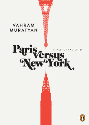 Paris Versus New York - Vahram Muratyan book