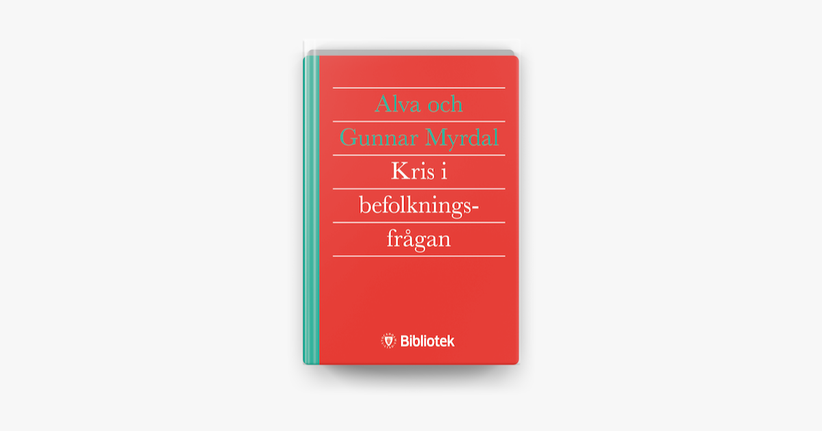Kris I Befolkningsfragan I Apple Books
