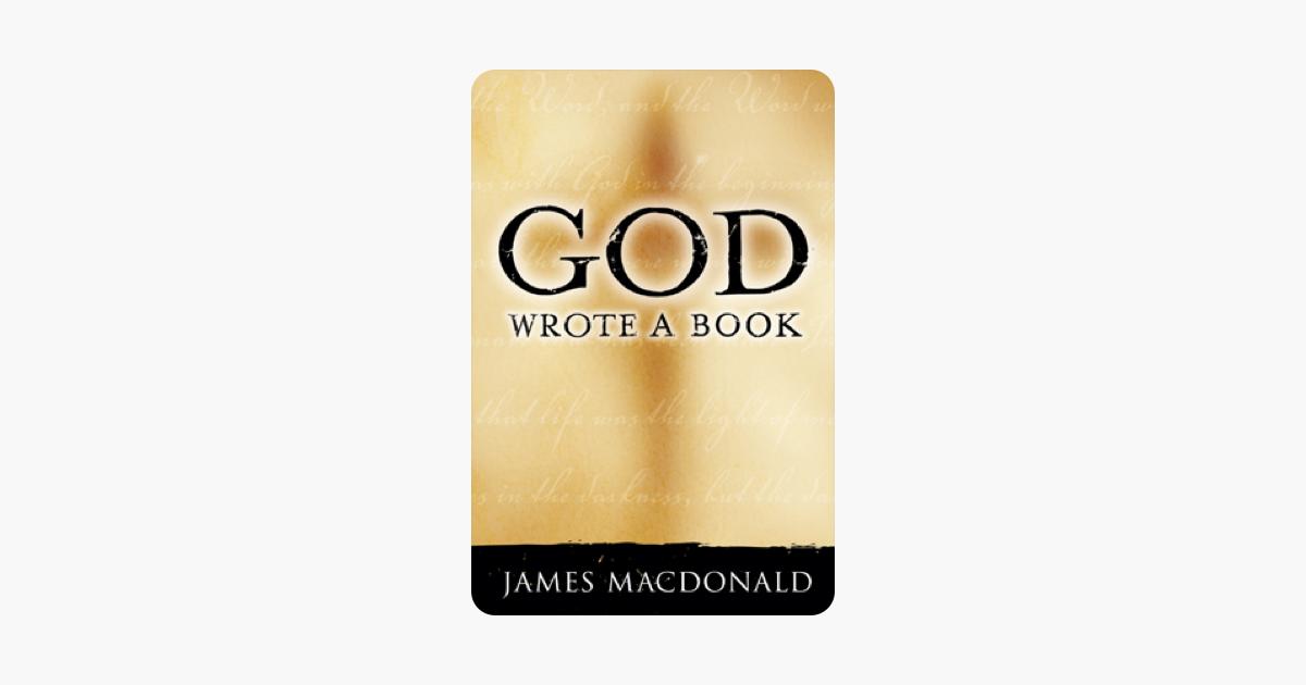 Book a god wrote