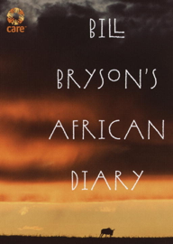 Bill Bryson's African Diary book