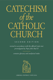 Catechism of the Catholic Church book