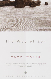 The Way of Zen book