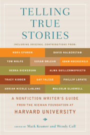 Telling True Stories book