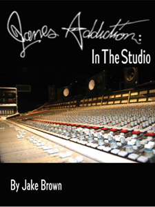 Jane's Addiction: In the Studio La couverture du livre martien