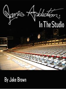 Jane's Addiction: In the Studio La couverture du livre martien