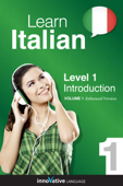 Learn Italian -  Level 1: Introduction to Italian (Enhanced Version)