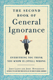 The Second Book of General Ignorance book
