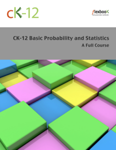 CK-12 Probability and Statistics - Basic (A Full Course) Book Review