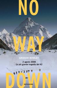 No way down (Versione italiana) Copertina del libro