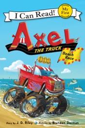 Axel the Truck: Beach Race