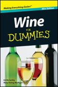 Wine For Dummies ®, Mini Edition Book Cover