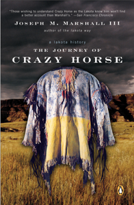 The Journey of Crazy Horse Book Cover