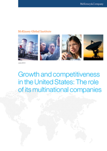 Growth and competitiveness in the United States: The role of its multinational companies Book Review