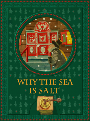 Why the Sea Is Salt - Andrew Lang book