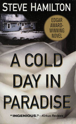 A Cold Day in Paradise - Steve Hamilton book