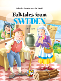 Folktales from Sweden book