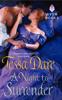 Tessa Dare - A Night to Surrender artwork