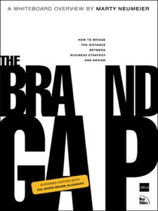 The Brand Gap: Revised Edition Copertina del libro