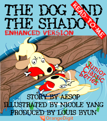 The Dog and the Shadow (Read To Me) - Louis Byun & Nicole Yang book