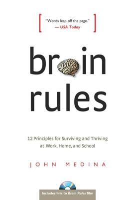Brain Rules - John Medina book