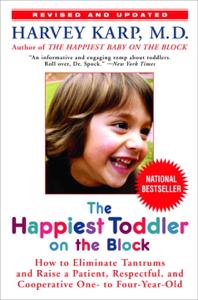 The Happiest Toddler on the Block Boekomslag