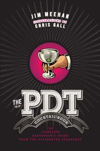 The PDT Cocktail Book La couverture du livre martien
