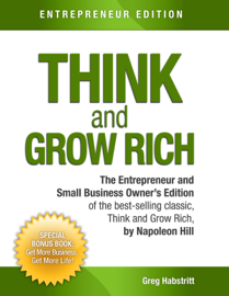 Think and Grow Rich - Greg Habstritt & Napoleon Hill book summary
