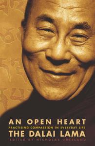 An Open Heart Copertina del libro