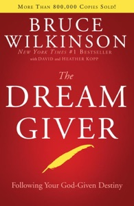 The Dream Giver Book Cover