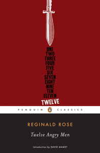 Twelve Angry Men Book Cover