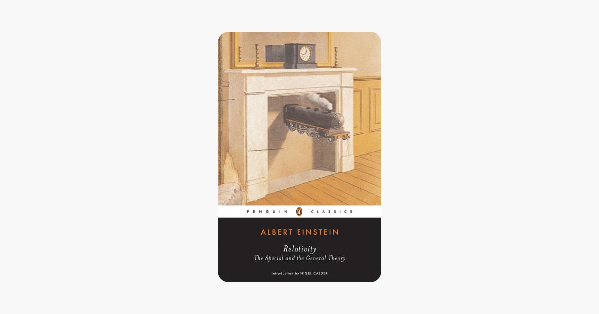 Relativity - Albert Einstein & Nigel Calder