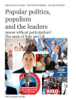 Emiliana De Blasio, Matthew Hibberd & Michele Sorice - Popular politics, populism	and the leaders artwork
