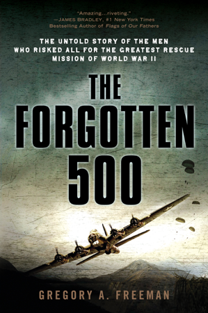 The Forgotten 500 - Gregory A. Freeman