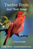 Lang Elliott - Twelve Birds and Their Songs artwork