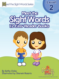 Meet the Sight Words Level 2 Easy Reader ...