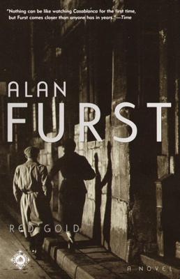 Red Gold - Alan Furst book