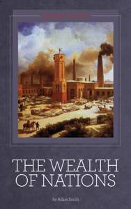 The Wealth of Nations Cover Book