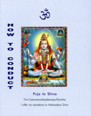 How to Conduct Puja to Shiva