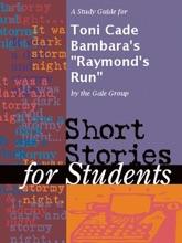 A Study Guide For Toni Cade Bambara's