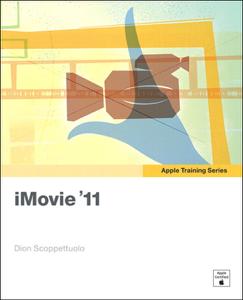 iMovie '11 Copertina del libro