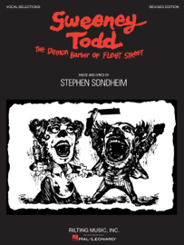 Sweeney Todd  Edition (Songbook)