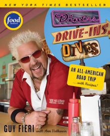 Diners, Drive-ins and Dives book